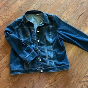 Chico's Jean jacket